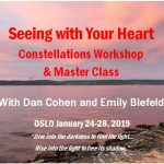 Updated Early-bird date, Seeing with your Heart!