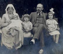 Mina farföräldrar, 1910-tal