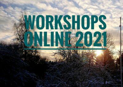 online-workshops 2021